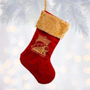 Harry Potter~Hogwarts Express Christmas Stocking